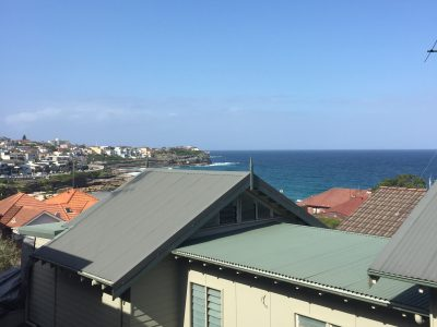 Airbnb Ocean View at Bronte Beach