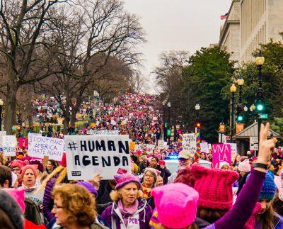 Women's March Internalized Misogynist Juniper Woodbury