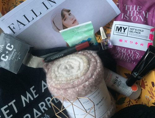 FabFitFun Fall 2017 – Review