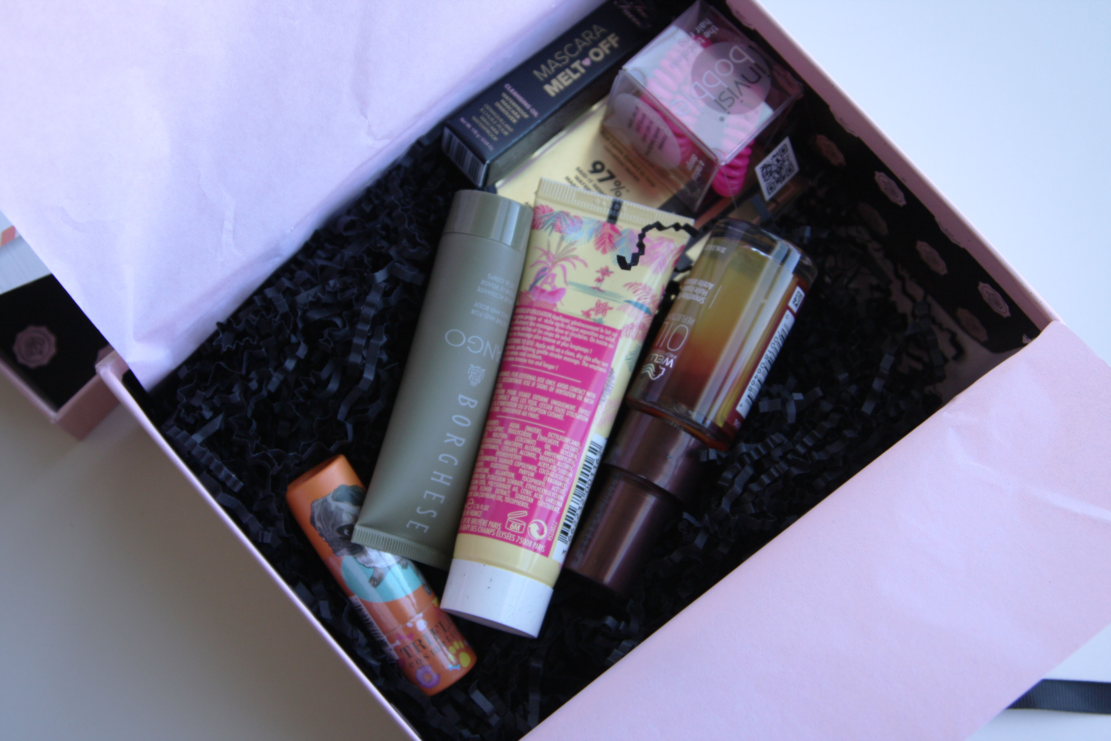 August GlossyBox Subscription Box – Review