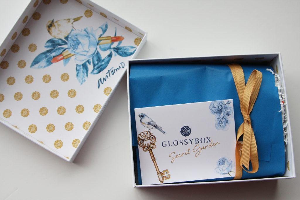 September GlossyBox opened