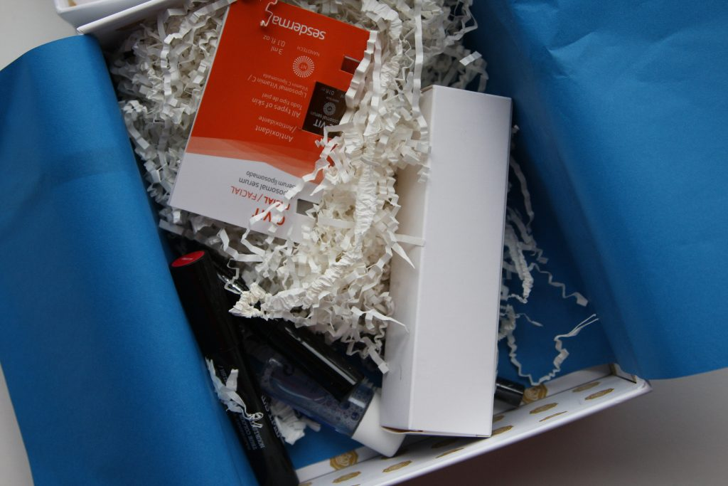 September GlossyBox contents