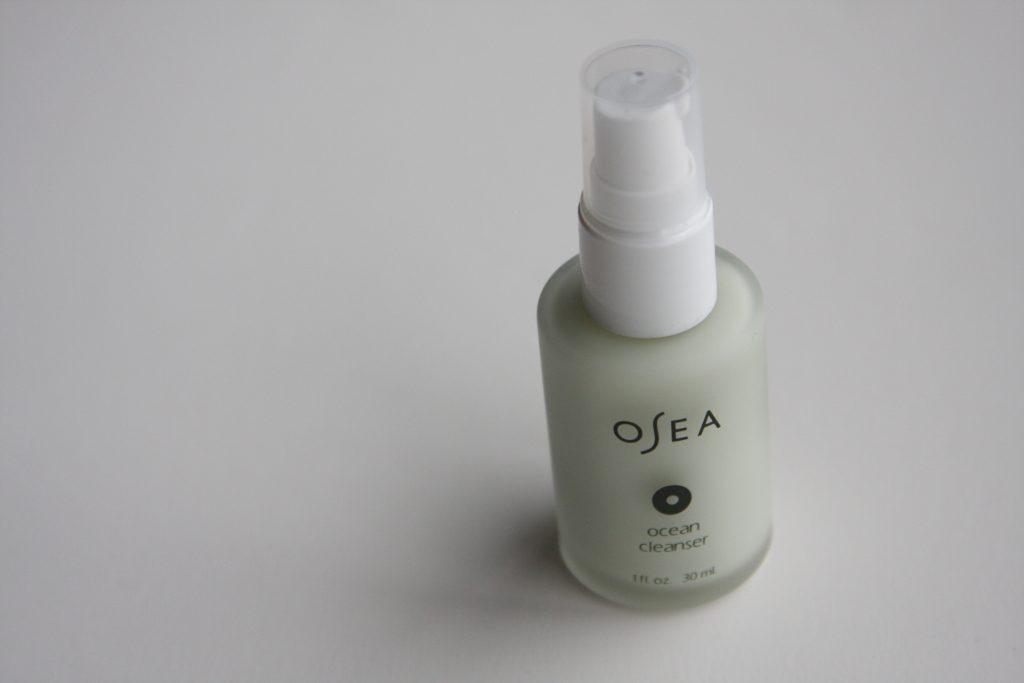 Osea Ocean Cleanser large sample