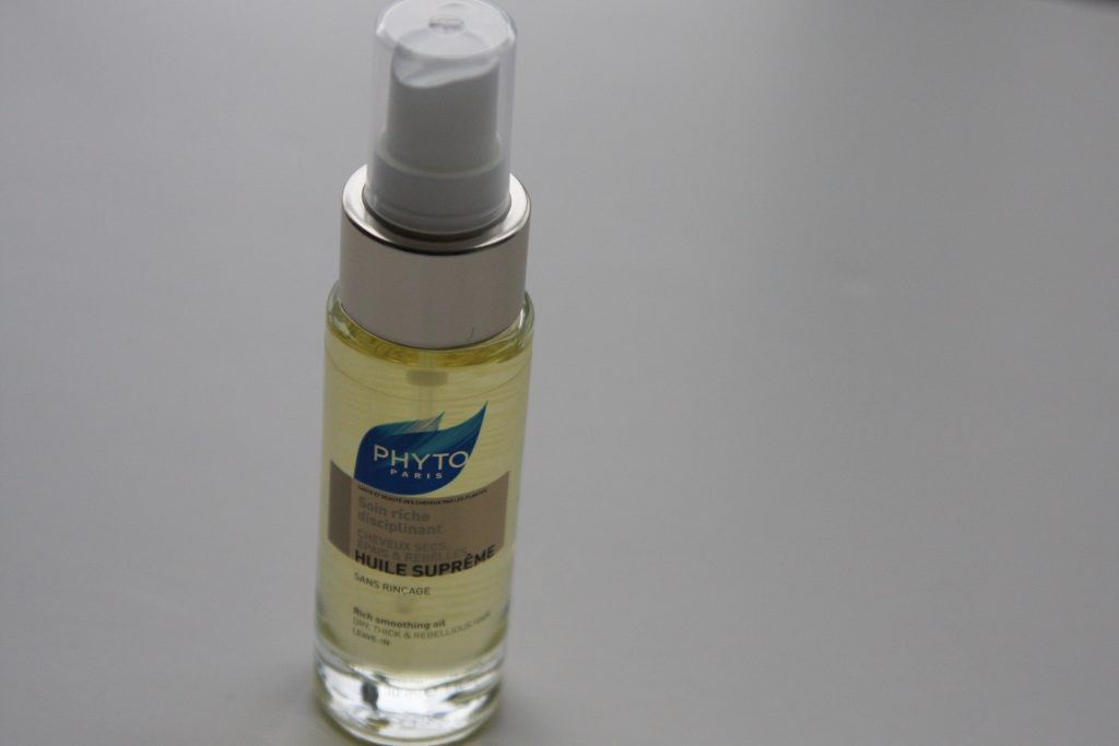 Phyto Paris Smoothing Oil