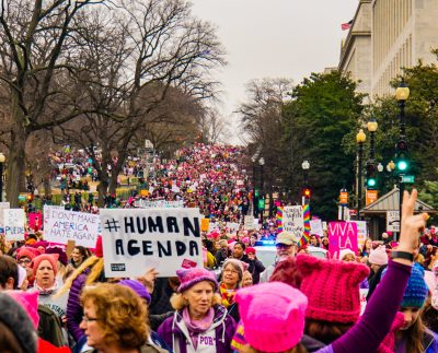 Women's March Internalized Misogynist Juniper Woodbury