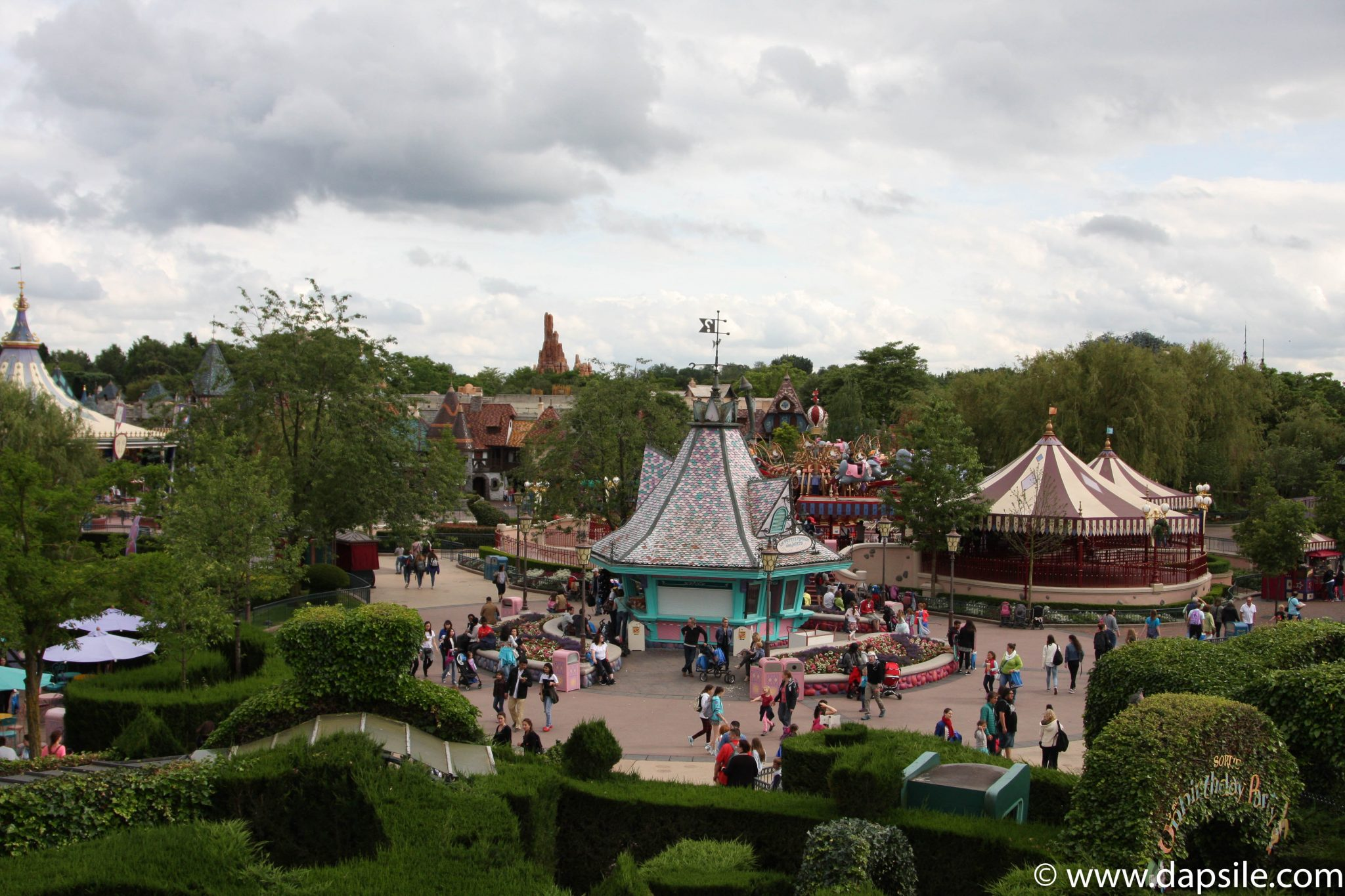 Disneyland Park in Paris Sights