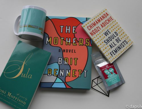 Literary Box Subscription Box by Quarterly – Review
