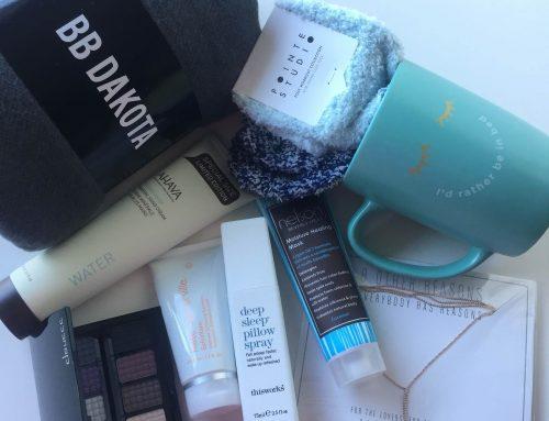 FabFitFun Winter 2017 Subscription Box – Review