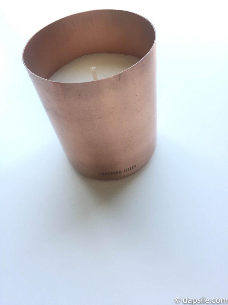 Anderson Lilley Fresh Linen Candle FabFitFun Spring 2018