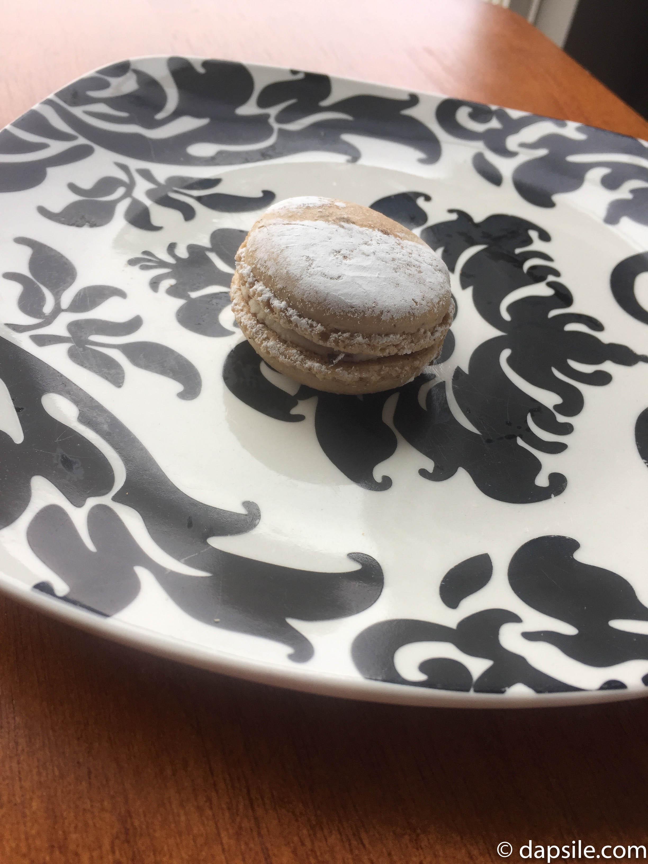 Italia Bakery Cookie Challenge Cannoli Macaron