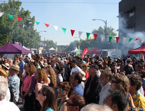 Summer Street Festivals in the Vancouver Area