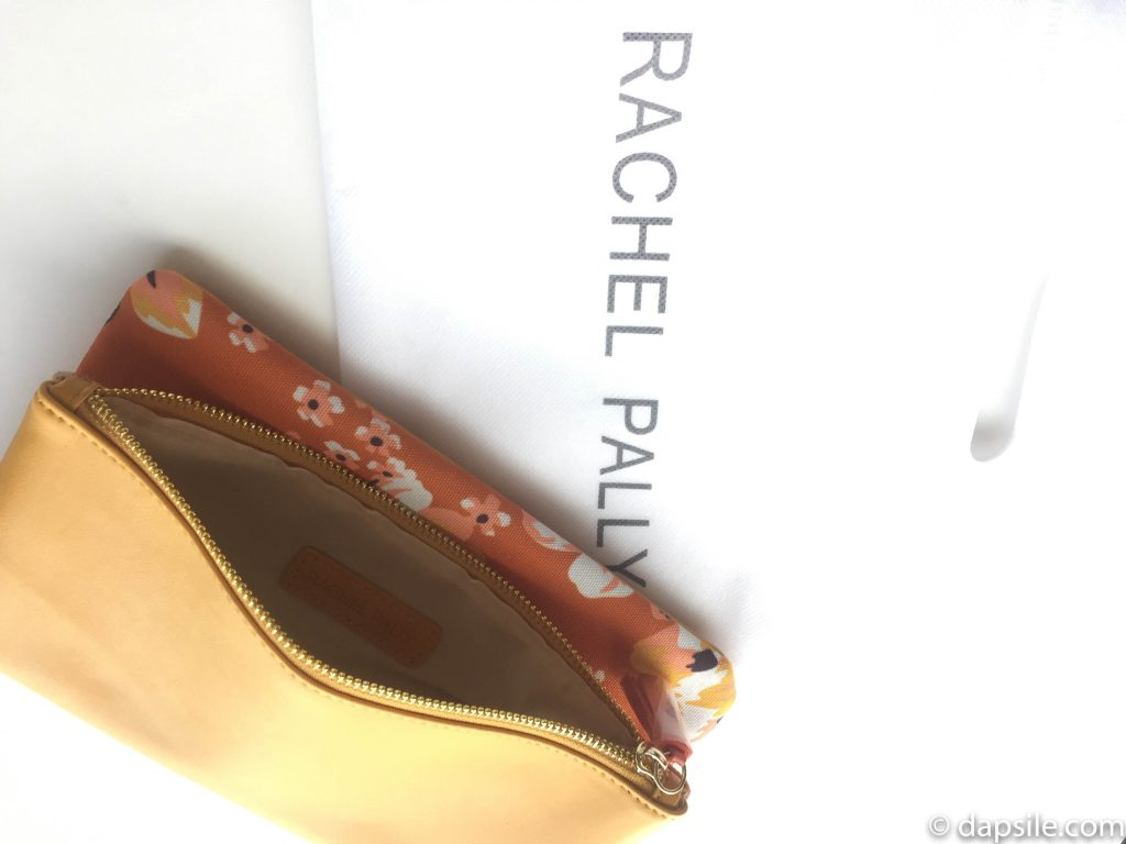 Rachel Pally Reversible Clutch open FabFitFun Spring 2018