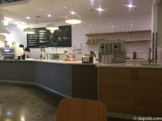 Soft Peaks Soft Ice Cream Kitchen Counter area