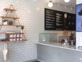 Soft Peaks Soft Ice Cream Front Entrance
