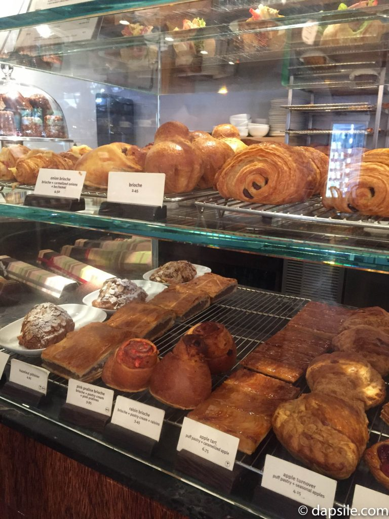 Thierry Cafe and Chocolate Shop Baked Products