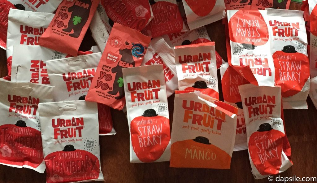 Urban Fruit Treats from shopping and eating in London