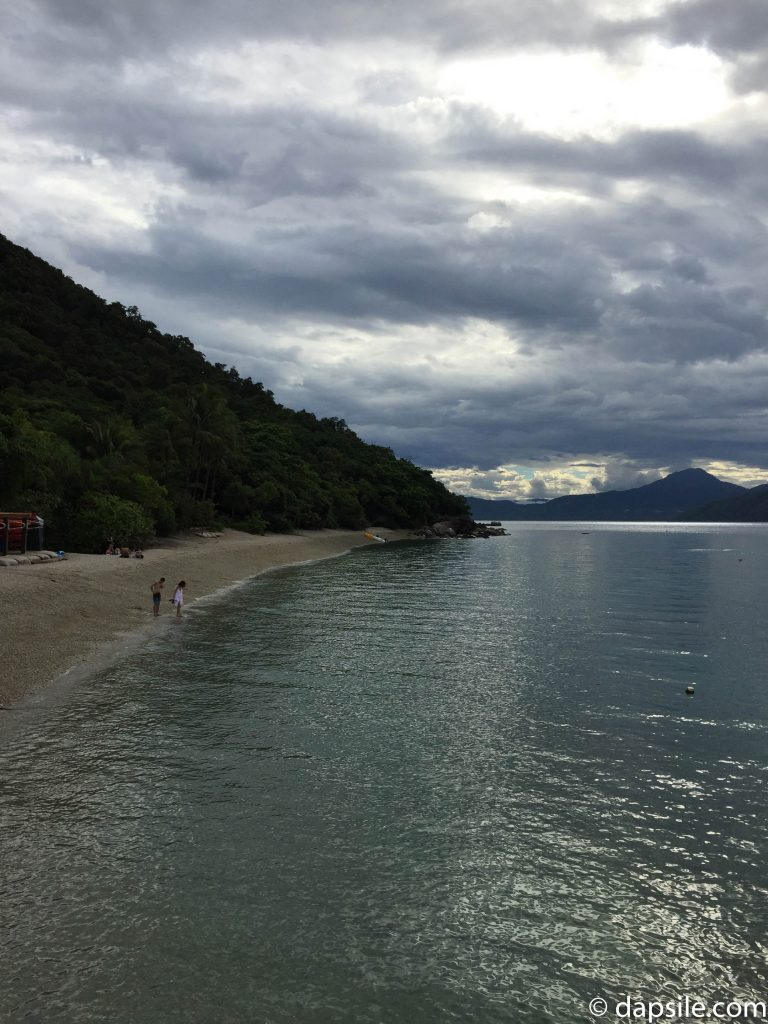 Main Beach at Fitzroy Island