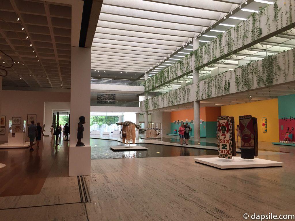 Queensland Art Gallery in Brisbane