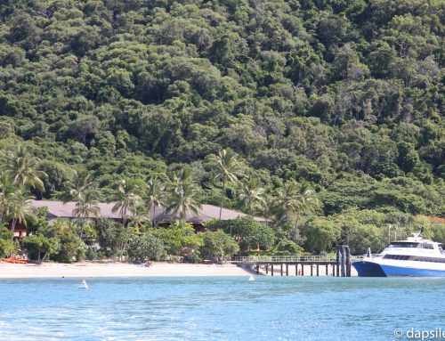 Fitzroy Island Resort, Queensland Australia