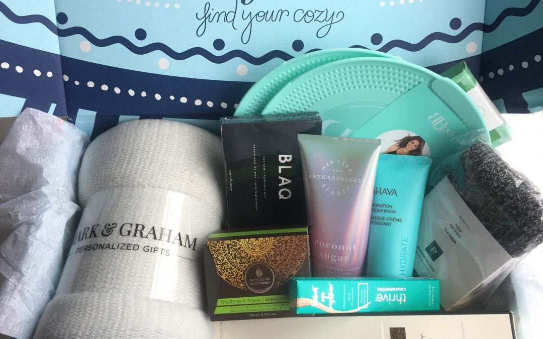 FabFitFun Winter 2018 Subscription Box