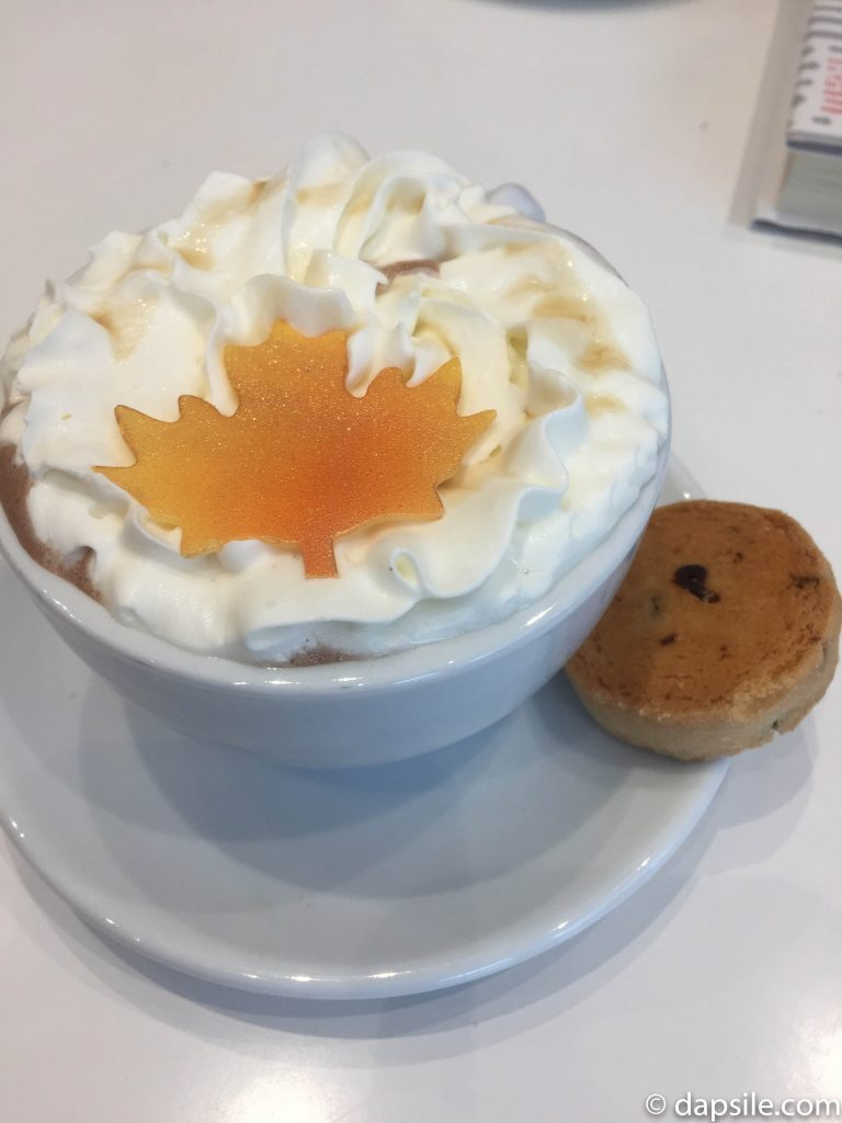 Mon Paris Canadian Comfort hot chocolate festival 2019
