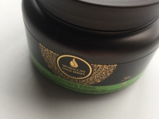 Moroccan Gold Series Hair Mask