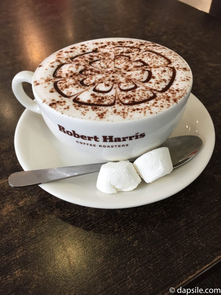 Robert Harris Coffee Roasters Hot Chocolate with Marshmallows